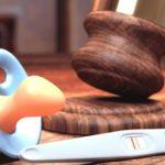 Последовательность установления отцовства и взыскание алиментов