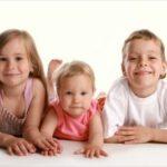 Размер алиментов на 1 (одного) ребенка, 2 (двоих) или 3 (троих) детей в 2020 году